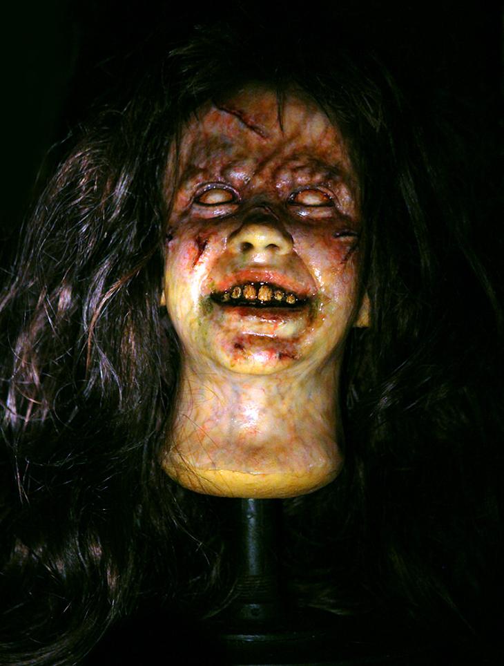 Dracula Horror Face Makeup