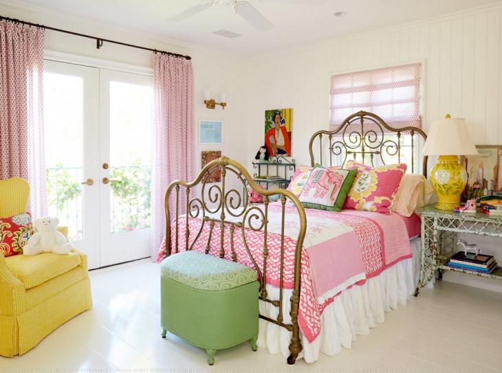 Tween Girl Small Bedroom Idea