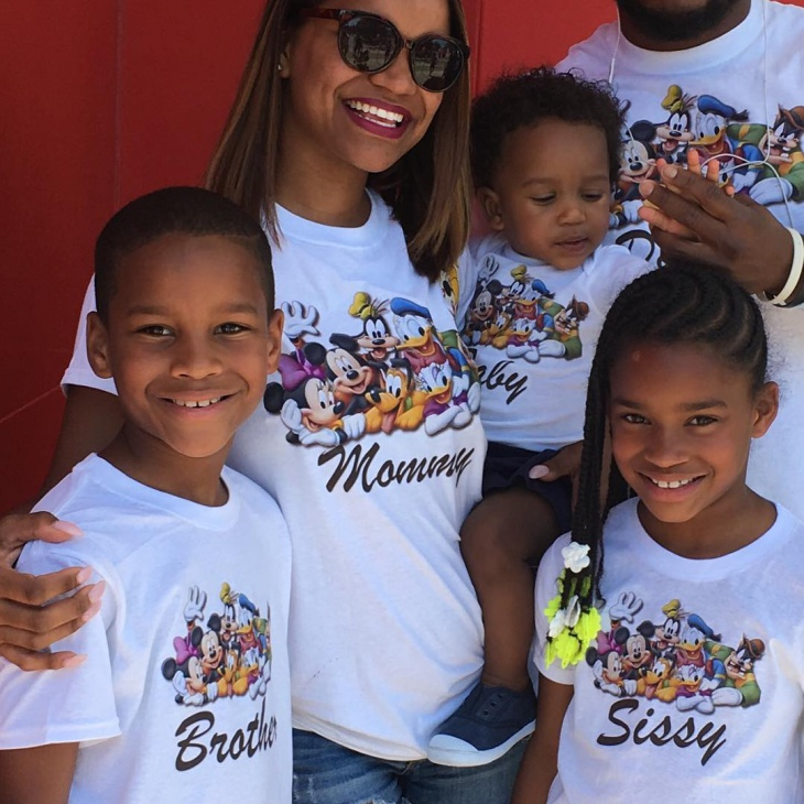 Disney Family T Shirt Design