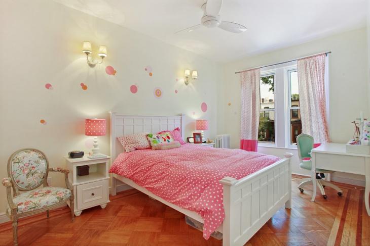Tween Girl Bedroom Lighting