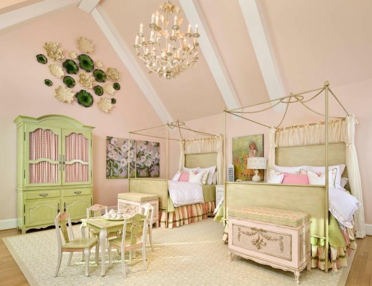Tween Girl Bedroom Storage Ideas