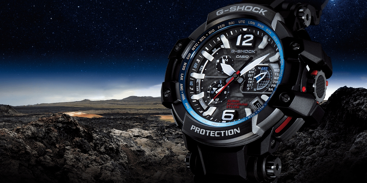 Casio G-Shock GPW-10004