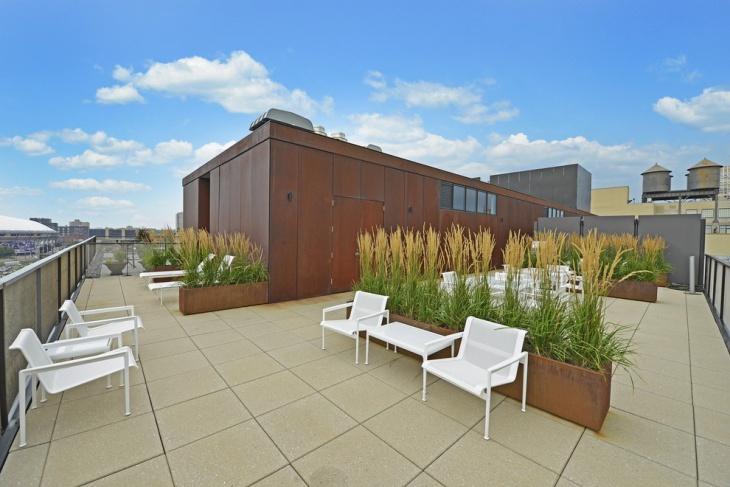 Industrial Home Rooftop Design