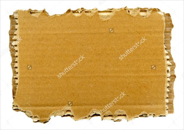 torn cardboard texture design