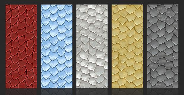 shiny metal texture1