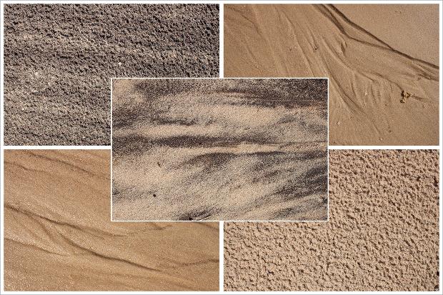 river sand texture design