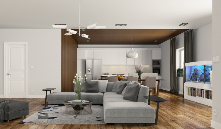 living room pendant chandelier1