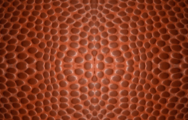 Vector Leather Football Texture