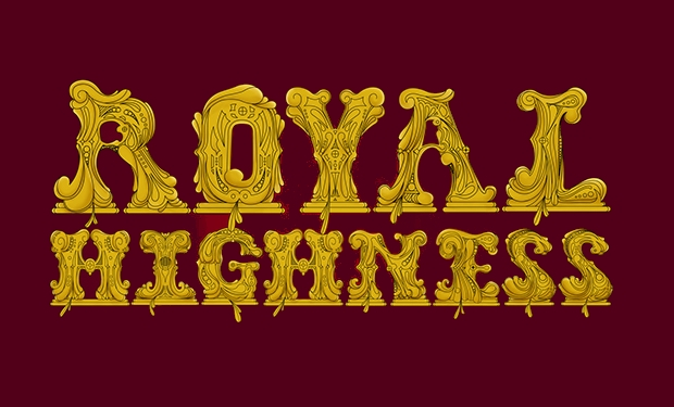 royal highness font