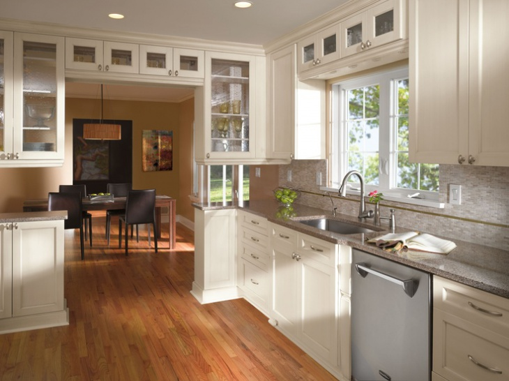 traditional kitchen cabinets design