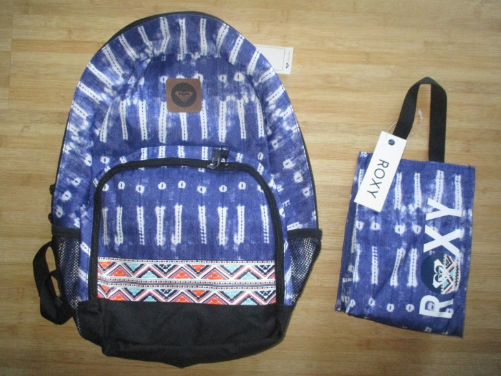 tribal laptop backpack