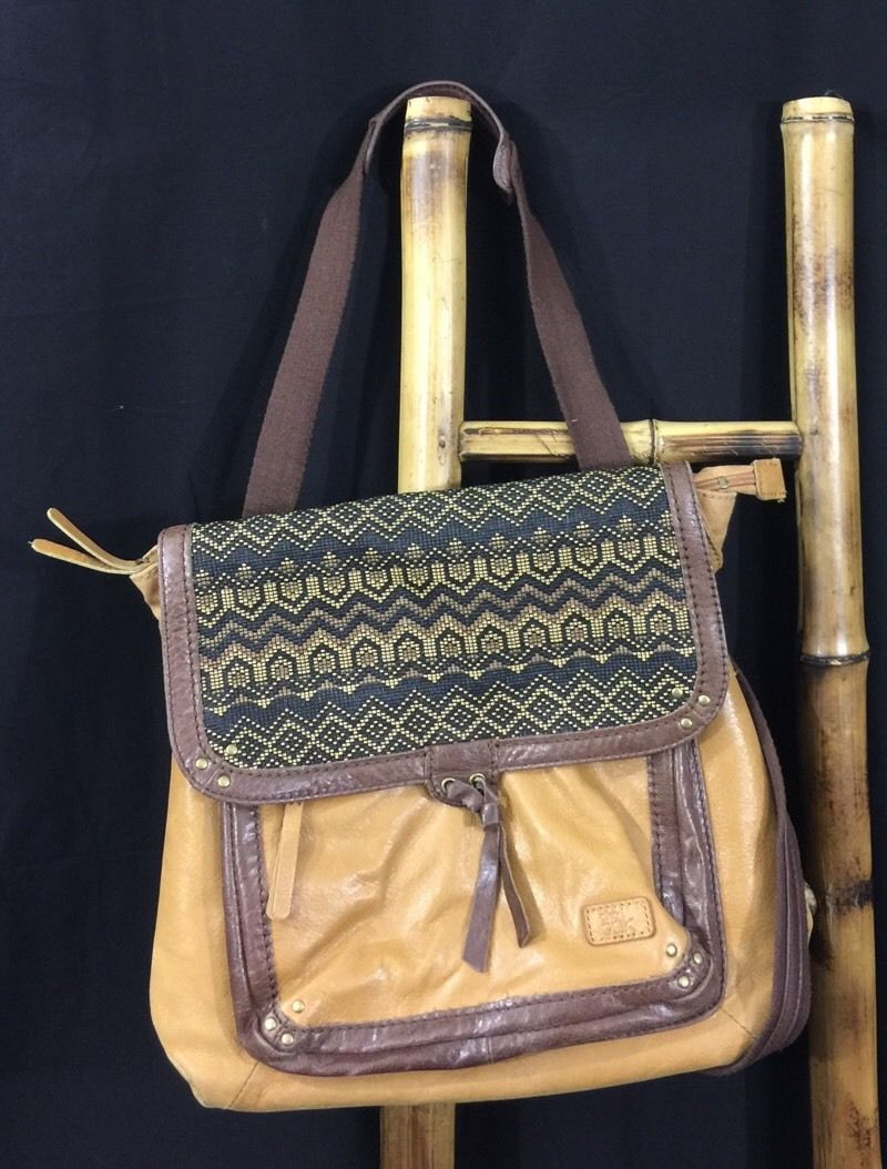 unique tribal backpack design