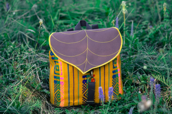cute tribal backpack design