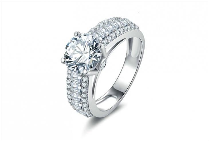 custom wedding ring model
