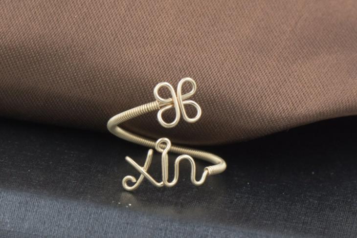 simple custom ring design