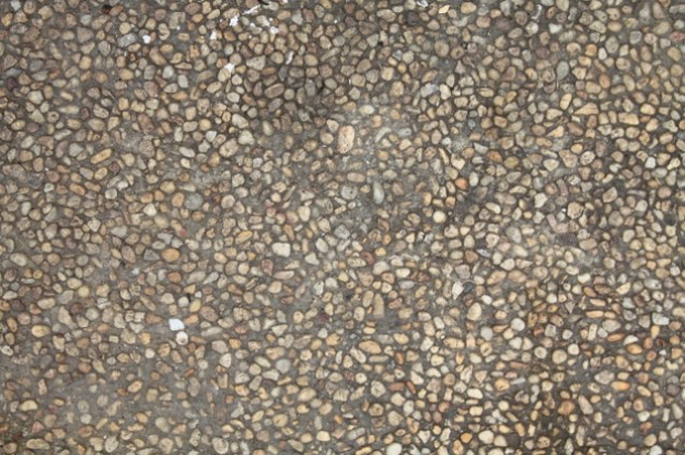 Yellow Gravel Texture