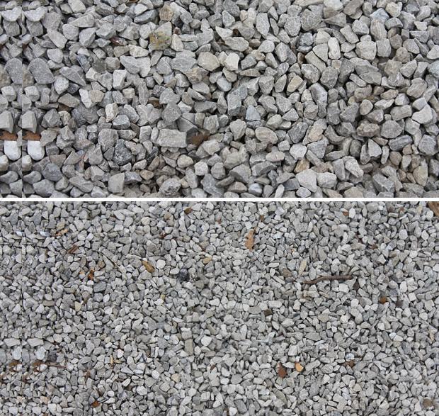 huge gravel textures