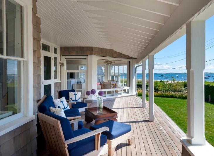front porch furniture design