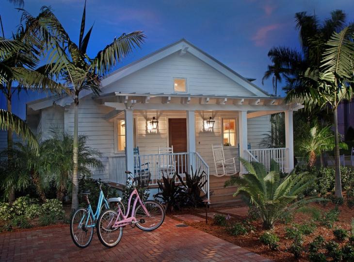 cottage front porch design