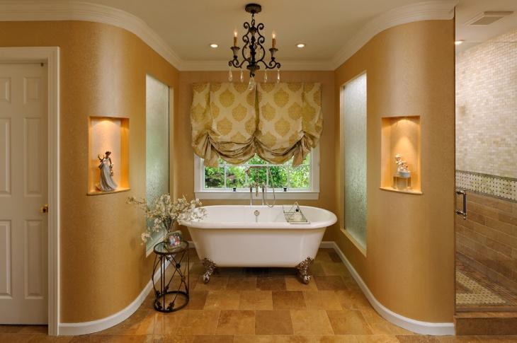 victorian clawfoot bathtub idea