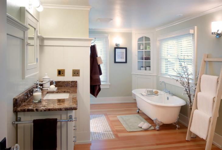 18 Clawfoot Bathtub Designs Ideas Design Trends