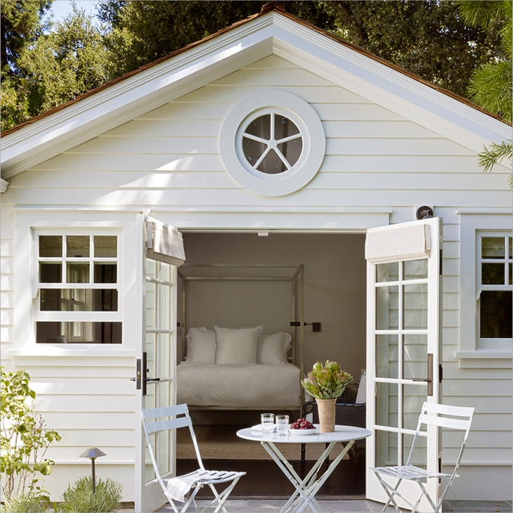 Small Backyard Guest House Plans: 48+ Small Room Designs, Ideas