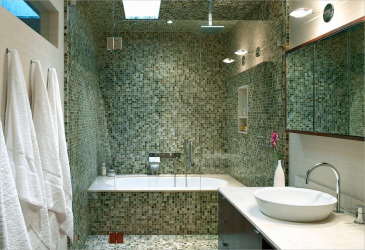 small ensuite shower room design