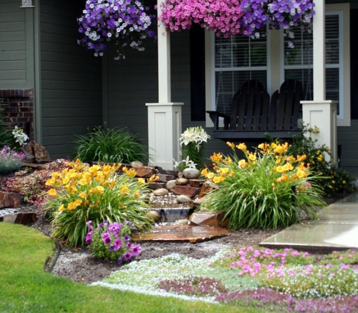Diy Front Yard Landscape Design