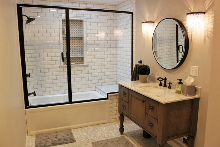 Elegant Guest Bathroom Idea