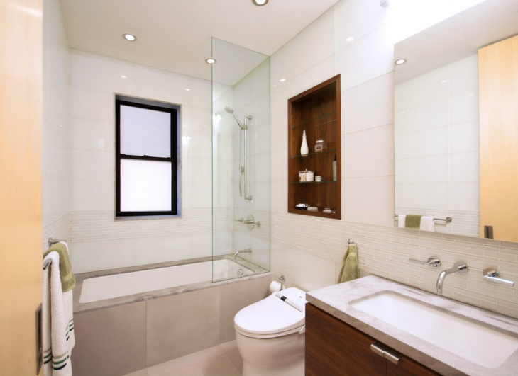 modern guest bathroom design. apartment guest bathroom modern design