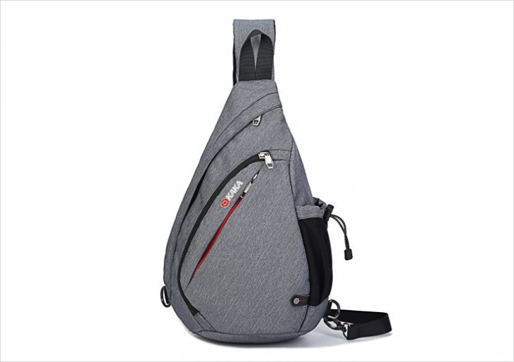 Trendy Sling Backpack Idea