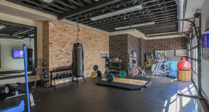 Best Garage Gym Ideas