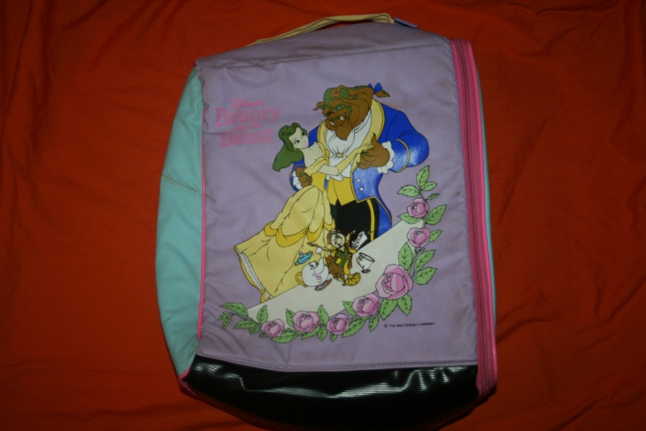 vintage disney backpack