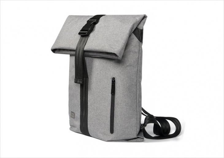 vintage hipster backpack