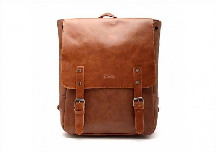 Vintage Womens Backpack Bag