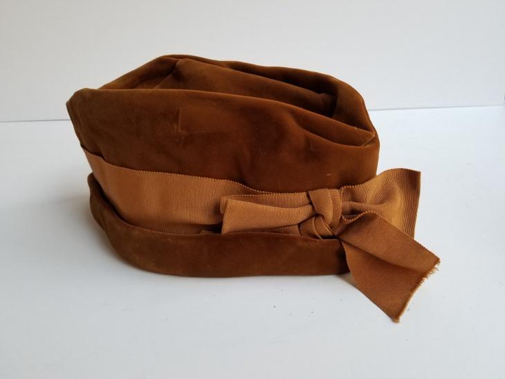 vintage tricorn hat