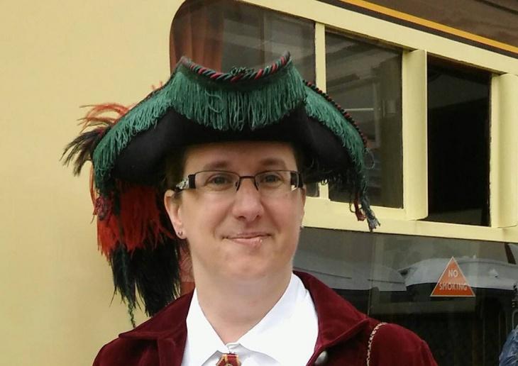 large tricorn hat idea