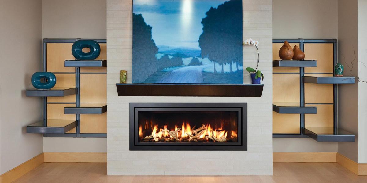 trendy fireplaces