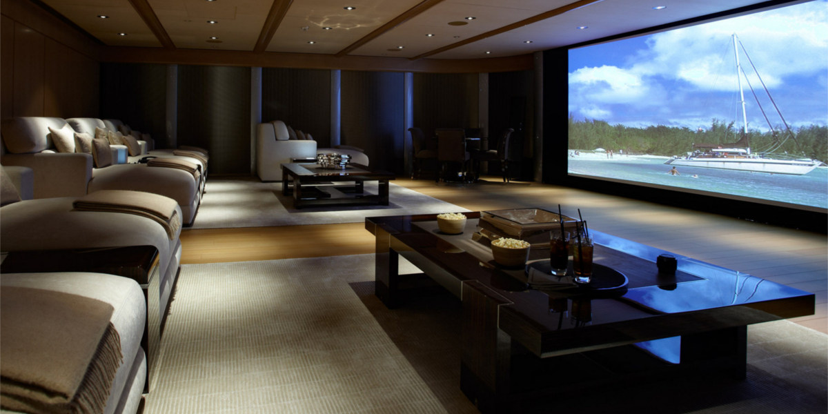 Modern Home Theater Designs Design Trends Premium Psd