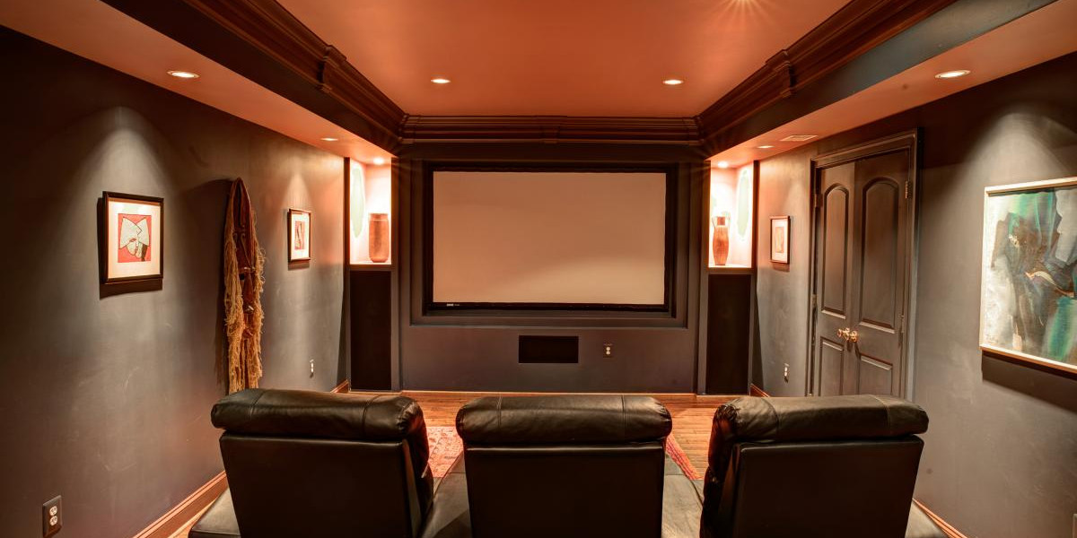 compact Home Theater design
