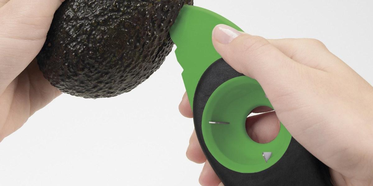 3 in one avocado slicer