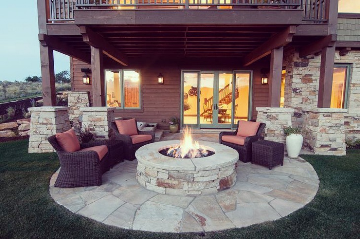 Backyard Patio Furniture Design