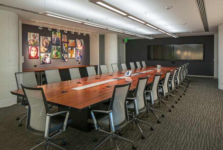 Mesh Conference Room Chairs