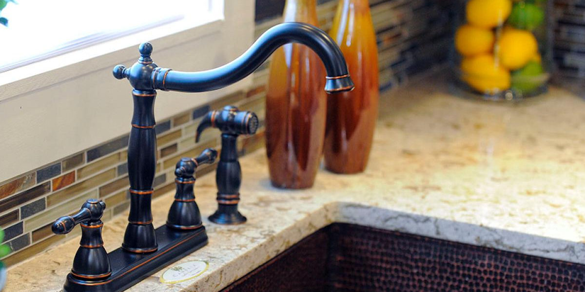 Artistic Kitchen Faucet