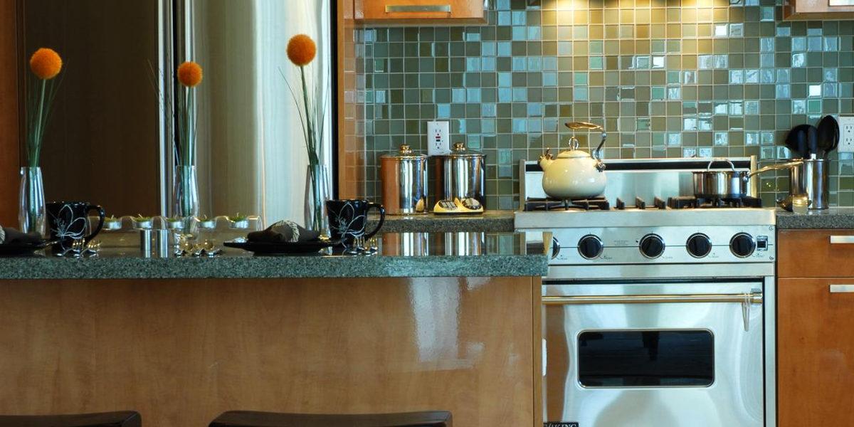 decorative kitchen space
