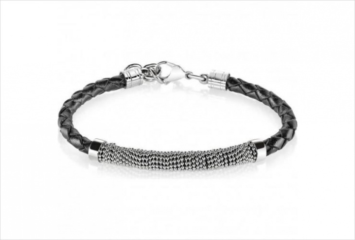 Men's Braided Bracelet