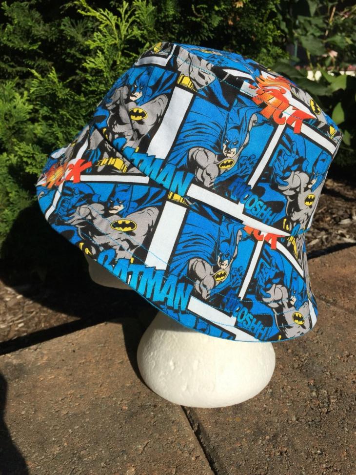spring bucket hat idea
