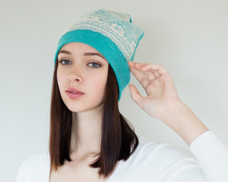 Lace Spring Hat