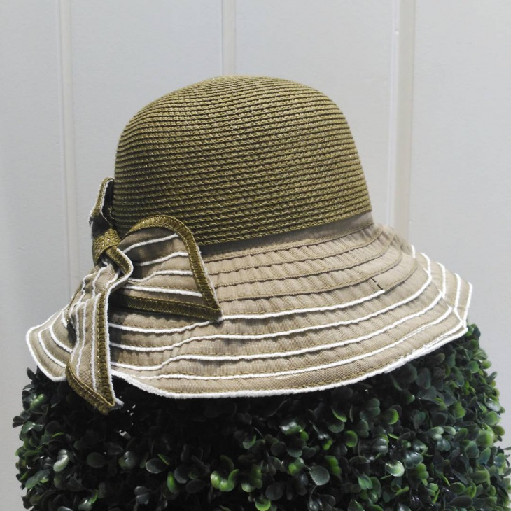 pretty spring style hat