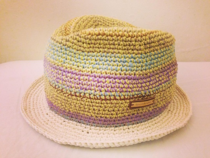 cool spring hat design